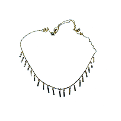 Collar Choker Palitos